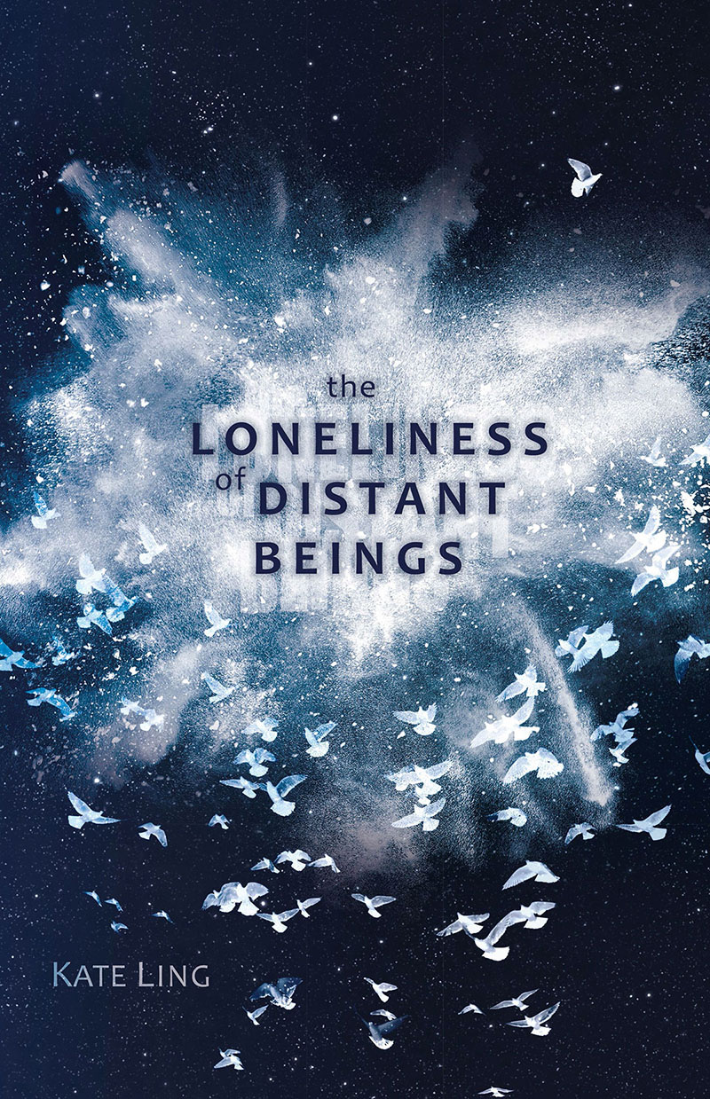 The loneliness of distant beings image link