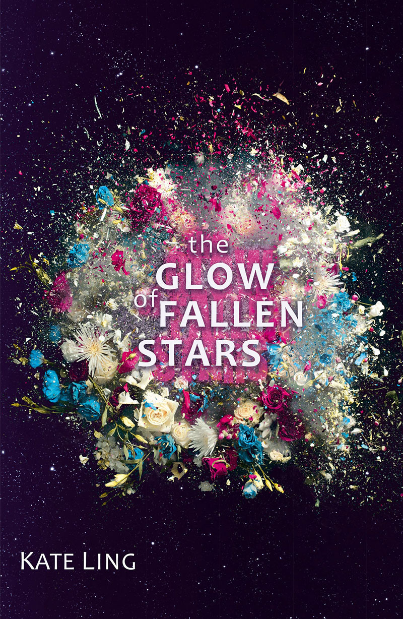 The Glow of Fallen Stars front cover image